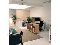 Desk Space in Creative Studio - North Laine, Brighton