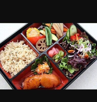 Restaurant supplies Japenese Bento Box Lunch Box Dishwashble