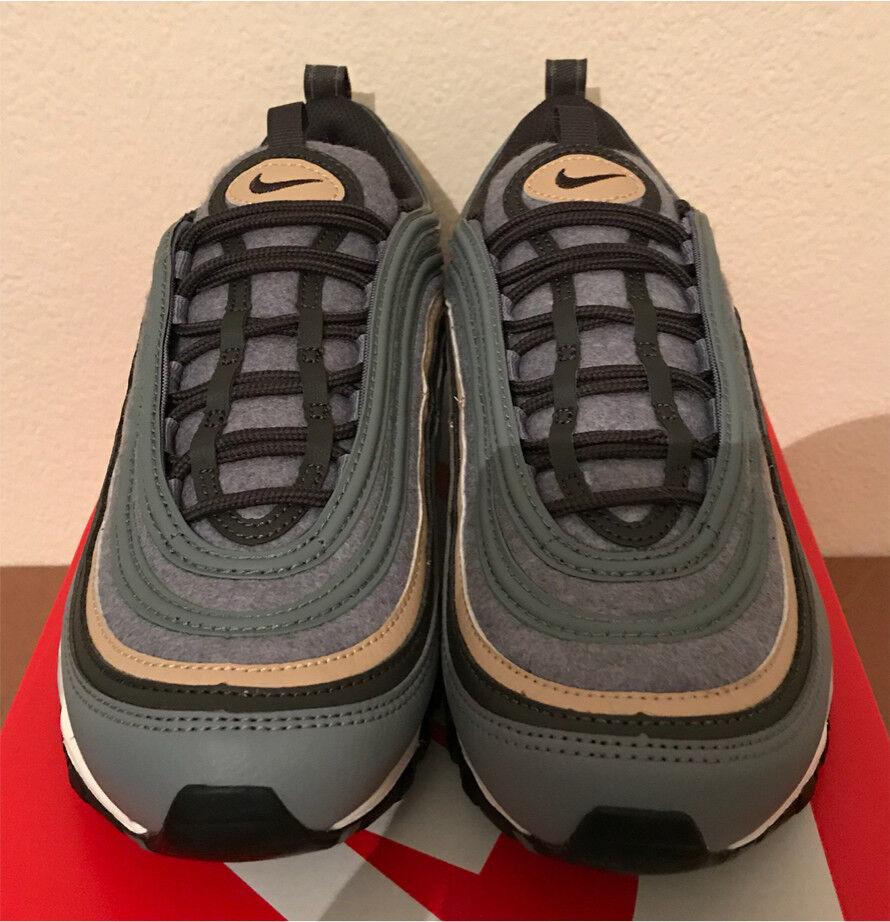 Nike Air Max 97 Premium Grey Pewter UK 7 - 312834 003