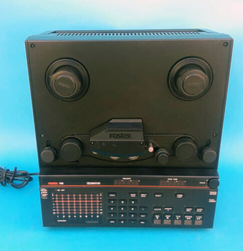 Fostex R8   8-Track Recorder/Reproducer