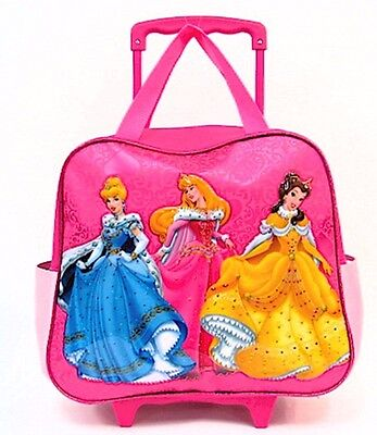 Rolling Luggage (Disney Princess Rolling Luggage/Travel Bag )
