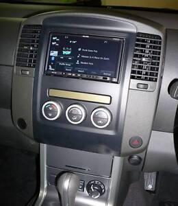 GPS DVD Bluetooth Navara XTrail Installed with Reversing Camera = Sydney City Inner Sydney Preview
