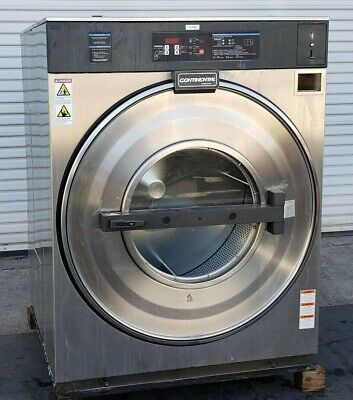 Continentalgirbau Front Load Washer Coin Op 75lb 208-240v Pn1032196a14 Ref.