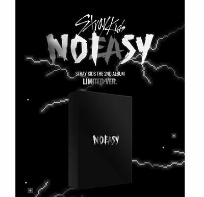 [PRE ORDER] STRAY KIDS - NOEASY Limited Version 2nd CD + Tracking number