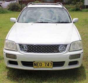 1998 Nissan Stagea Wagon Jamisontown Penrith Area Preview