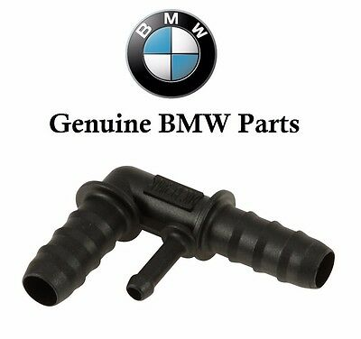 For BMW E39 525i 530i E46 325 330 Z3 Air Hose Connector to Intake Boot Genuine