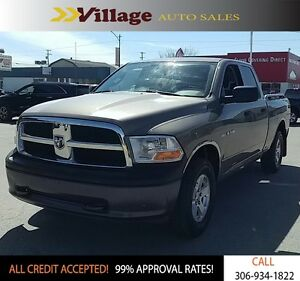 2009 Dodge Ram 1500 ST 4X4, Sirius XM Radio, Bluetooth, Hands...