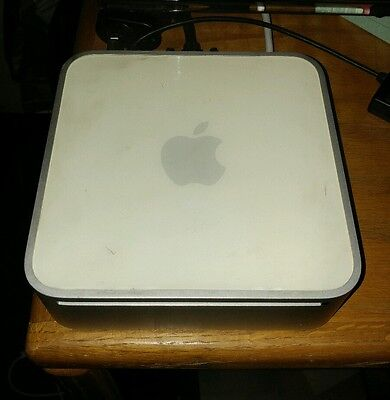 Apple Mac mini A1176 Desktop - with 2012 operating system! 500 gb HD & More