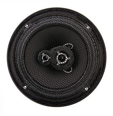 """Precision Power SD.653 150 Watts 6.5"""" 3-Way Coaxial Car Audio Speakers 6-1/2"""""""