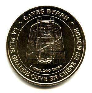66 THUIR Caves Byrrh, 2002, Monnaie de Paris - France - Type: Monnaie de Paris Thme: Patrimoine culturel Epoque: XXIme sicle Genre: Médaille Touristique Année: 2002 Métal: Cupro-Alu-Nickel - France