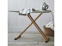 Ironing service £20 a bag