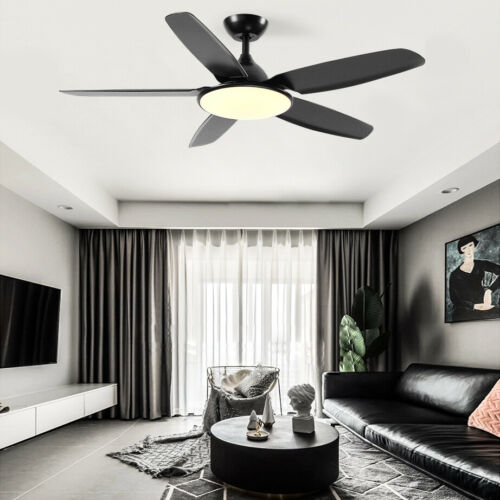 Control Remote Ceiling Fan Lamp Light Chandelier Fixture 5 B