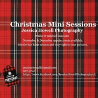 Mini sessions available