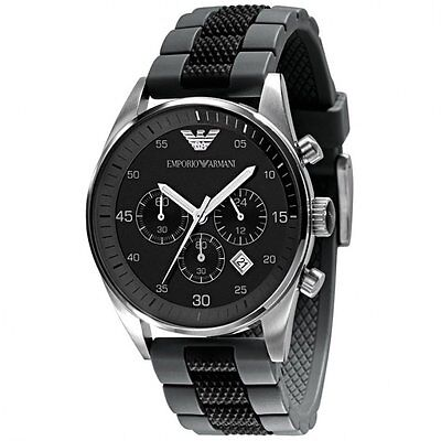 ** NEW ** Emporio Armani® watch AR5866 men`s CHRONOGRAPH