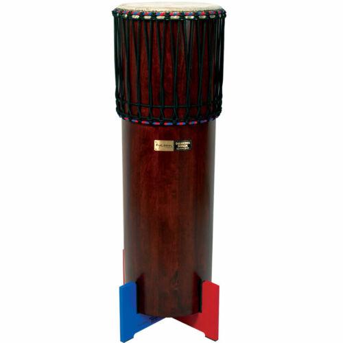 Tycoon Percussion Dark Brown Ngoma Drum
