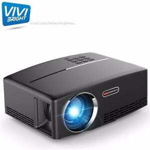 AGP-80UP & AGP-80 Professional Projector, Ultra HD resolution, mobile phone available. Promotion sale!