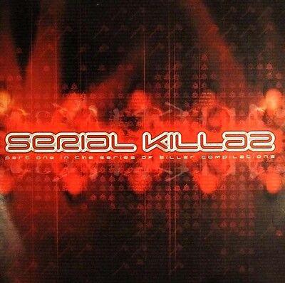 Various Artists - Serial Killaz 2 X Vinyl LP Atom Records 2000 PsyTrance New