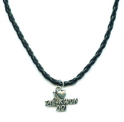 Tae Kwon Do Halskette Necklace Taekwondo Kampfsport