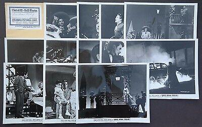 RARE Vtg 1956 Que Seas Feliz Movie Press Kit Photos (Miguel Aceves Mejia)