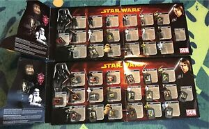 Star Wars 2005 episode iii pin collection lot of 24