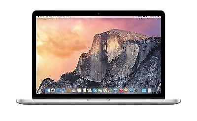 """Apple MacBook Pro 15.4"""" 256GB SSD 16GB RAM 2.20GHz RETINA MJLQ2LL/A – NEW"""