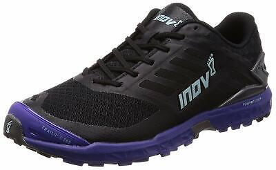 Inov8 Womens Trailroc 285 Trail Hiking Running Shoes, Black/Purple