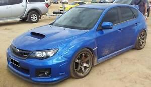 2012 Subaru WRX Hatch - Modified