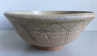 Antique Chinese Song Dynasty  Cir  960   1360  Light Celadon Glazed Qingbai Bowl