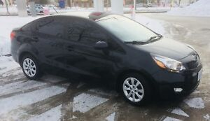 2012 KIA RIO LX+ - MANUAL - ONLY 108,750 KM!