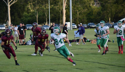 "Wanted: Play Gridiron ""American Football"" in Perth"