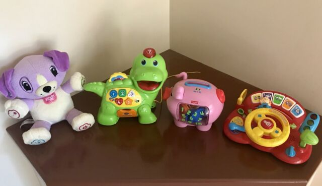 Vtech, Fisher Price & Leap Frog Toys - Excellent Condition | Toys ...