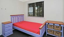 Girls King Single bed/mattress,storage basket and bedside table West Perth Perth City Preview