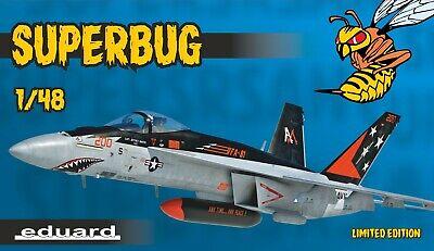 EDUARD 11129 F/A-18E SUPERBUG in 1:48 LIMITED EDITION!!