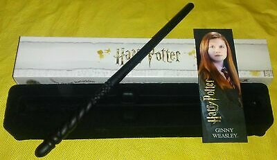 GINNY WEASLEY Noble Collections Series 2 Harry Potter Mystery Wand 136