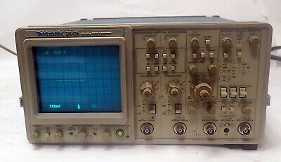 Tektronix 2445 150mhz Analog Oscilloscope W 4 Channel Vertical Deflection Sys