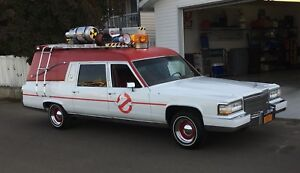 Ghostbusters Ecto-1 Trade for Escalade Tahoe Yukon Avalanche