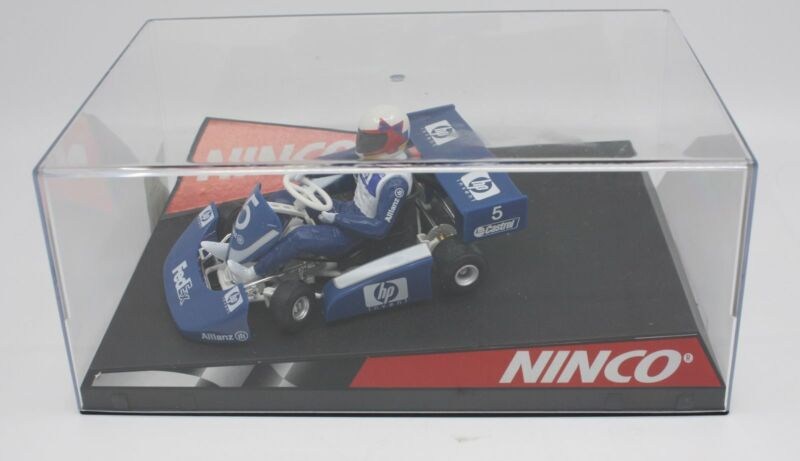 "Ninco 50285 1/32 Slot Car #5 Super Kart F1 ""HP"""