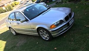 1998 BMW E46 328i Sedan New Town Hobart City Preview