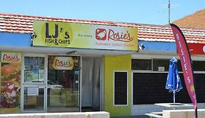LJ's fish and chips Lancelin Lancelin Gingin Area Preview