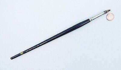 Sable Long Handle (L5500-Langnickel Royal Sable Long Handle Round Artist Paint)