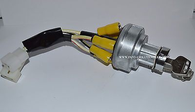 Komatsu Forklift Parts 4940615 Ignition Switch With Key