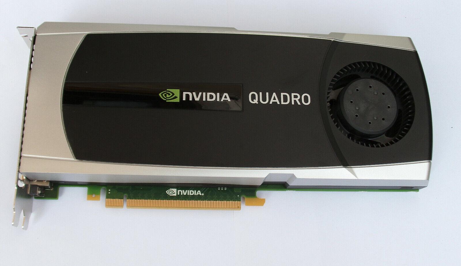 Grafikkarte PNY - NVIDIA Quadro 6000 (6GB GDDR5)