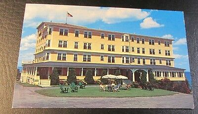 Old Postcard<OGUNQUIT, MAINE>{ THE ONTIO SUMMER RESORT---1962}