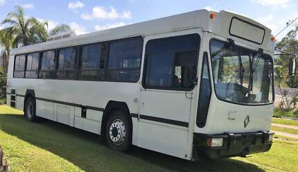 BUS READY FOR CONVERSION MODIFIED TO SEAT 5...$12490 ONO