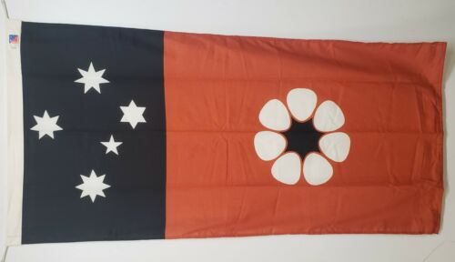 Flag of Australian Northern Territory 3x6