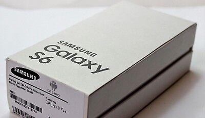 Samsung Galaxy S6 SM-G920A 32GB Black Sapphire(AT&T) UNLOCKED Smartphone SEALED