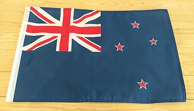 "New Zealand FLAG - 45cm x 30cm - 18"" x 12"""