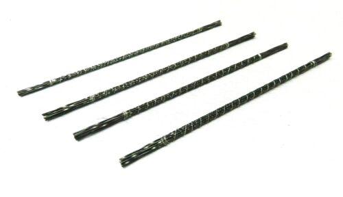 Spiral Saw Blades 4dz Sizes 2/0 # 1 # 2 # 4 Saw Frame Cutting Jewelry Wax & Wood