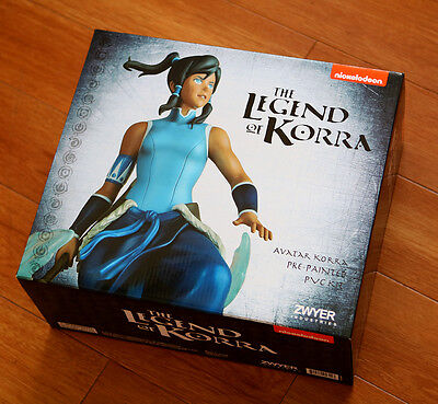 Legend Of Korra Avatar Korra Collector Figure Pvc Statue Special Deal