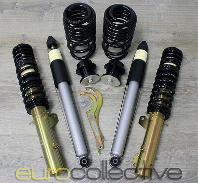 EuroCollective Coilovers - Volkswagen MK4 Golf & Jetta - late 99.5-'05 GTI GLI